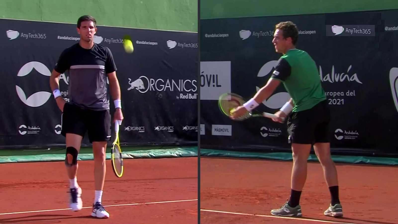 Tenis - ATP 250 Torneo Marbella: R. Carballés - F. Delbonis - ver ahora