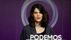 """Isabel Serra (Podemos) llama a la movilización del sur de Madrid el 4M: """"Podemos echar a Ayuso"""""""