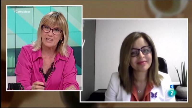 """Laura Martínez: """"L'augment de trucades s'ha produït per l'emissió del documental de Carrasco"""""""