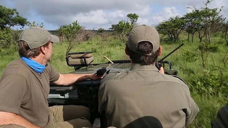 Nacido explorador - Sudáfrica. Salvar a los rinocerontes - ver ahora