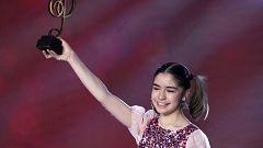 Sofía es la ganadora de la tercera edición de Prodigios