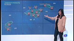 El temps a les Illes Balears - 06/04/21