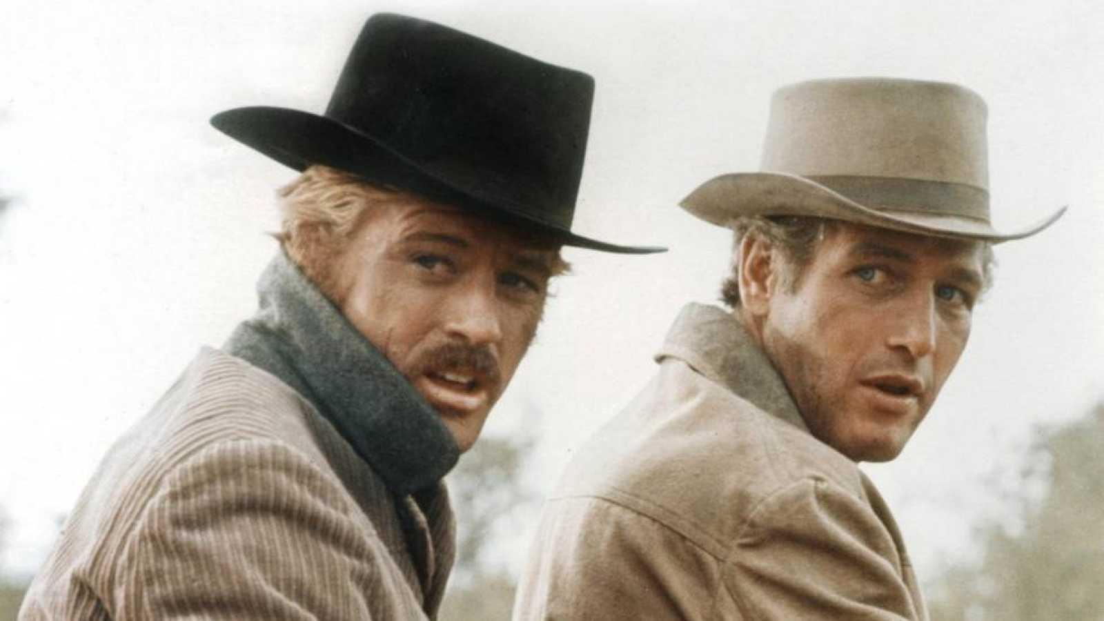 'Dos hombres y un destino', la película que unió a Newman y Redford, este lunes en Días de Cine Clásico