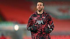 """Adrián: """"La derrota de la final de 2018 dolió mucho. Fue un punto de inflexión para el Liverpool"""""""