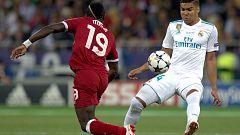 Madrid-Liverpool, un duelo Champions marcado por las bajas