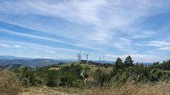 Intervalos de viento fuerte en zonas del nordeste peninsular, Menorca y litoral norte de Galicia