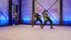 The Dancer: el challenge - La actuación de Sandra & Ilya