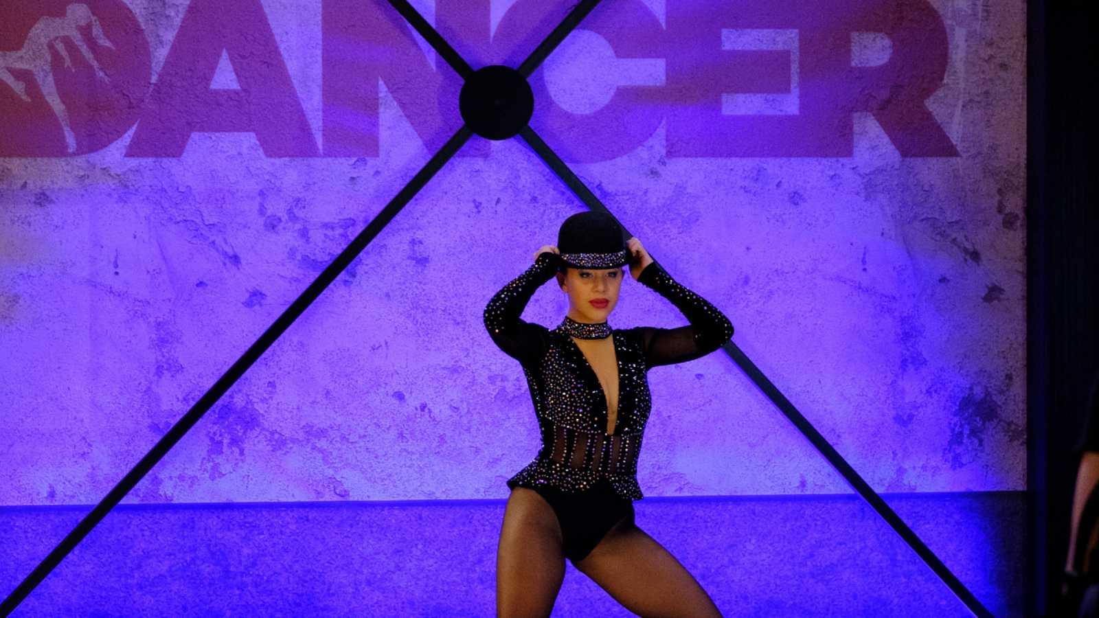 The Dancer: El challenge - La actuación de Helena Lorenzo
