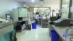 Laboratorio de secuenciación del virus en Badajoz