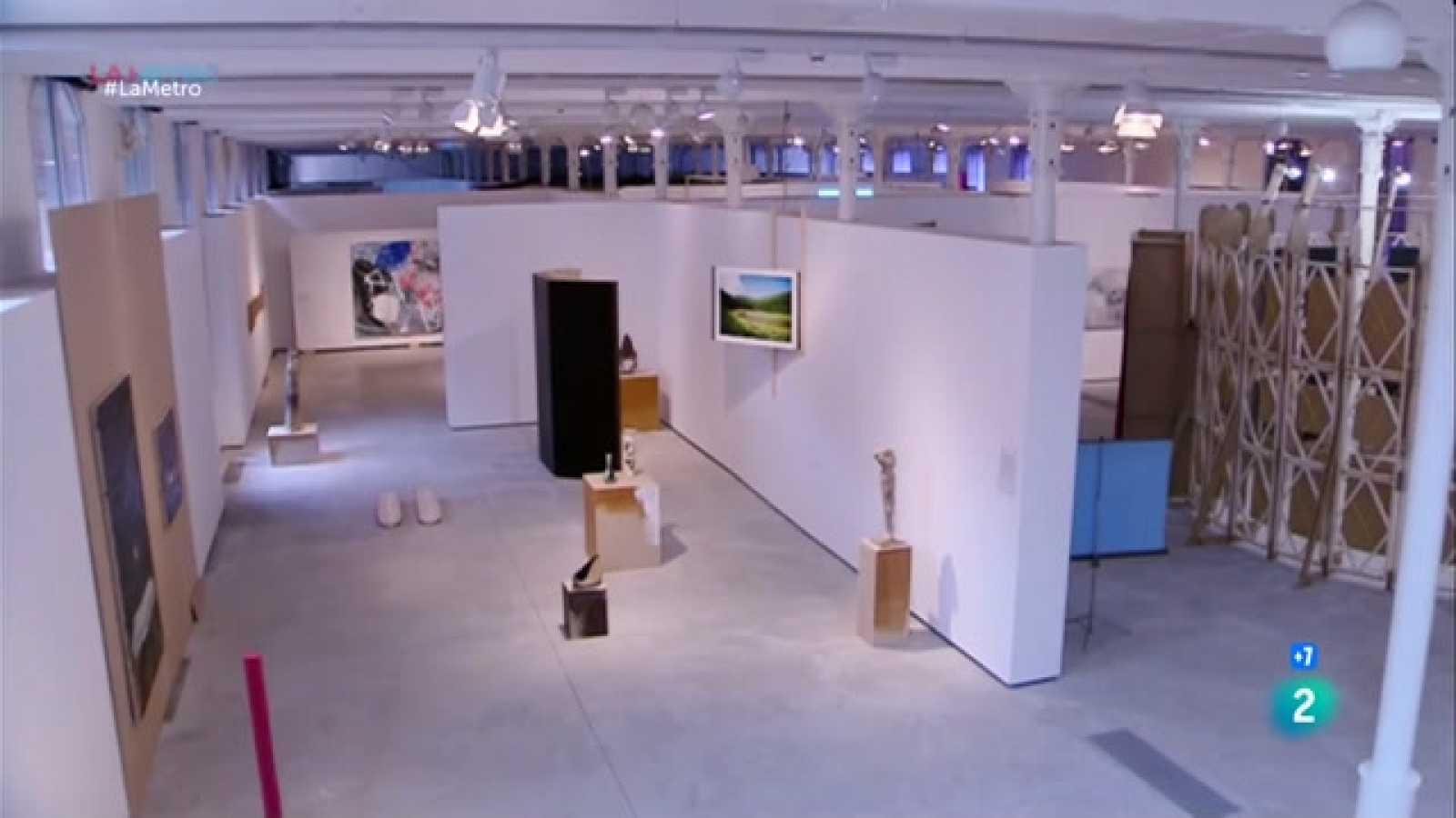Creadors i artistes s'instal·len en naus industrials de l'Hospitalet
