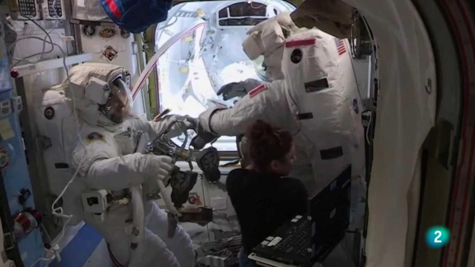 La aventura del saber Noticiero Científico y Cultural Iberoamericano NCC cóndor astronautas #AventuraSaberNCCI