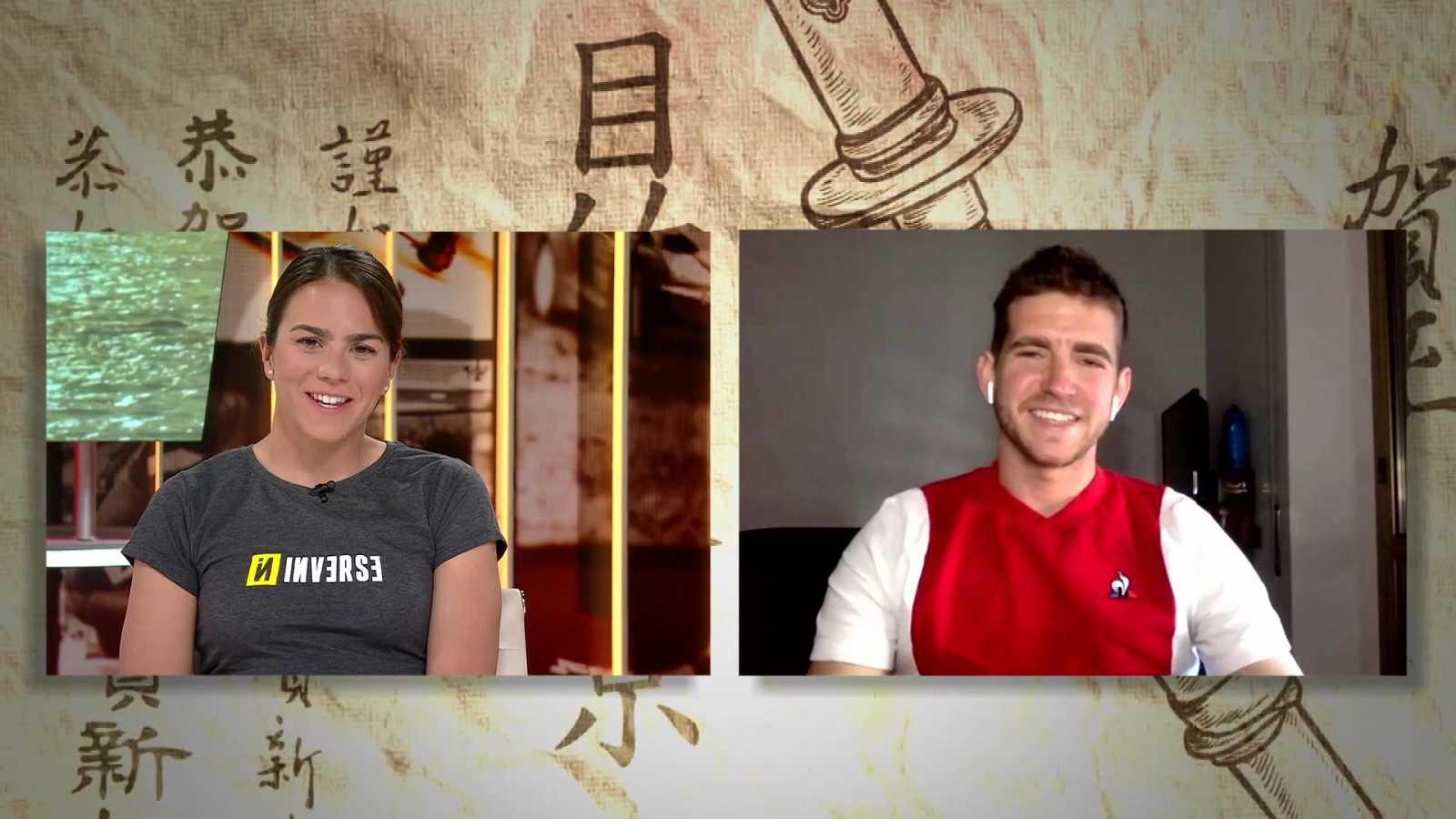 Objetivo Tokio - Programa 148: Anna Godoy, triatleta y Carlos Llavador, tirador - ver ahora