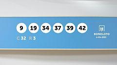 Sorteo de la Lotería Bonoloto y Euromillones del 06/04/2021