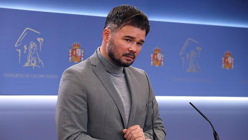 """ERC insiste en gobernar con Junts pero avisa: """"Es complicado querer imponer tus posiciones, hay que asumir los resultados electorales"""""""