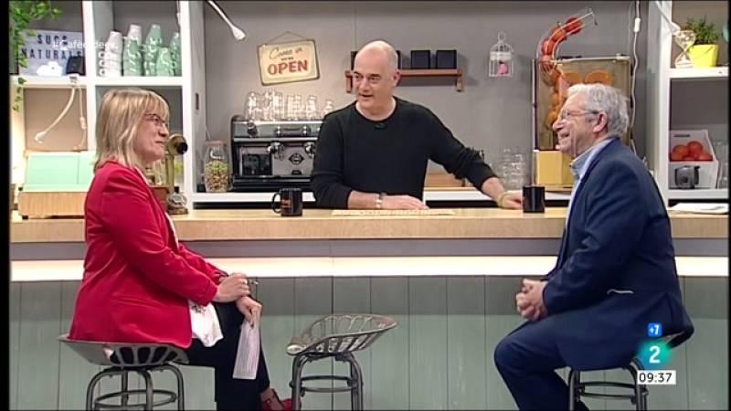 Joan Pera i David Olivares ens presenten 'Alguns neixen estrellats'