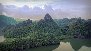 Las islas Esmeralda de Malasia
