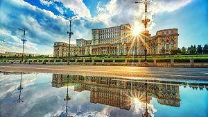 Un palacio para el pueblo - Palacio del Parlamento: Bucarest