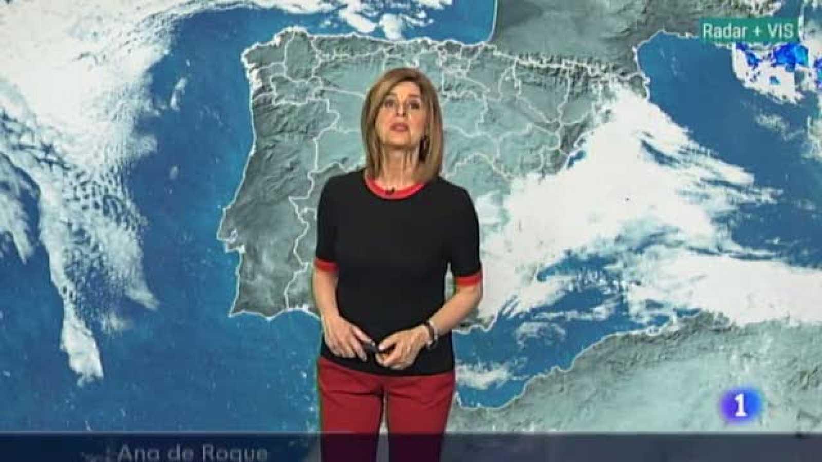 El tiempo en Extremadura - 07/04/2021
