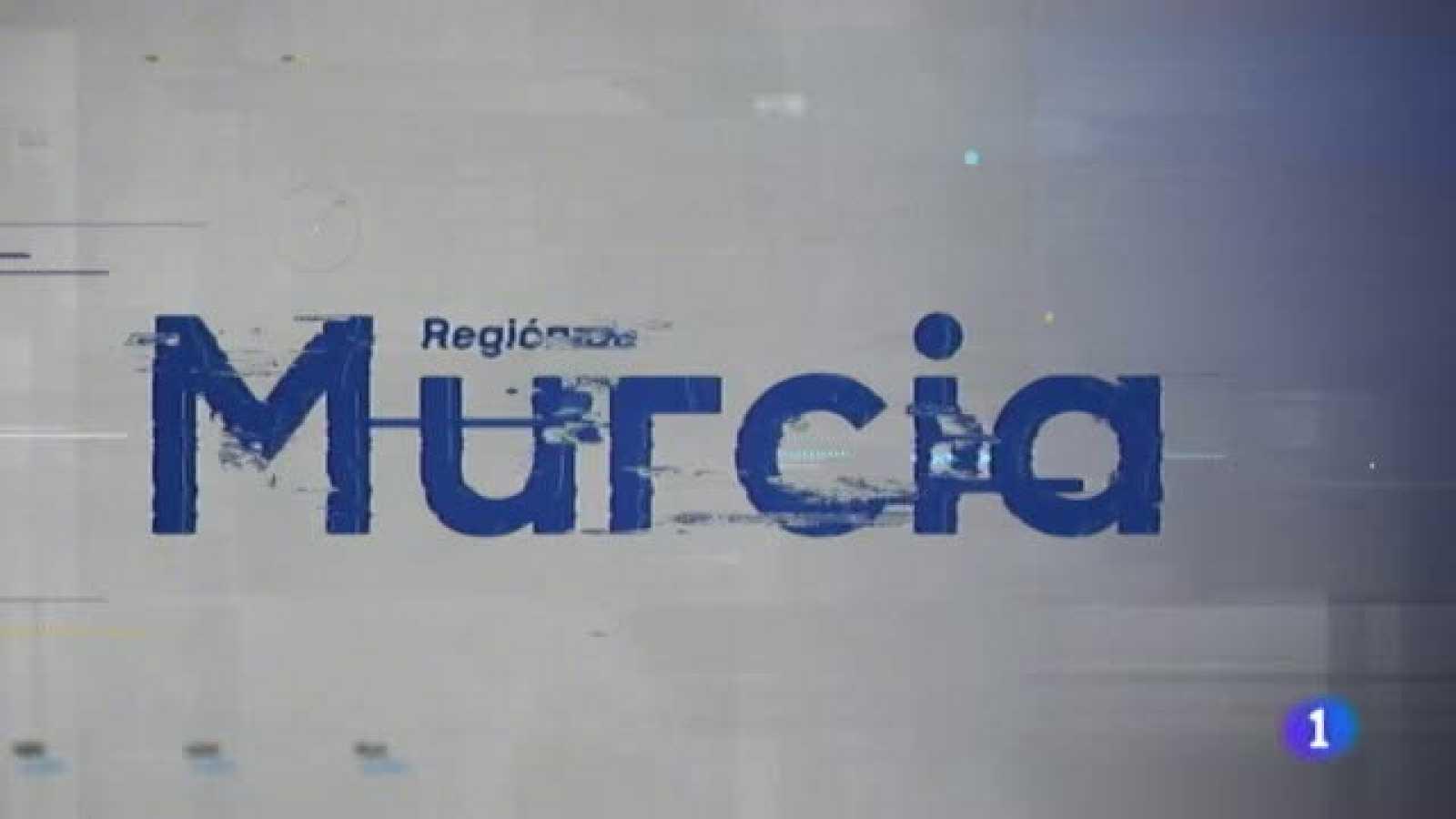 La Region de Murcia en 2' - 07/04/2021