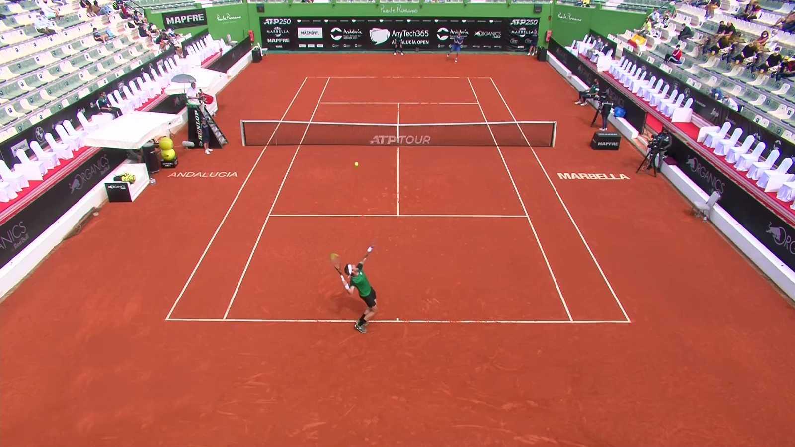 Tenis - ATP 250 Torneo Marbella: Gombos - Delbonis - ver ahora