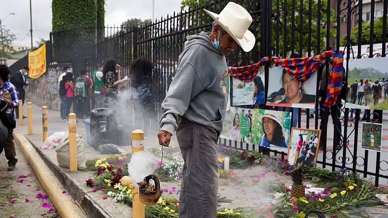 Comienza el juicio contra el presunto autor intelectual del asesinato de la activista Berta Cáceres