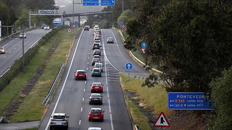 Aumentan los accidentes de tráfico a pesar del cierre perimetral