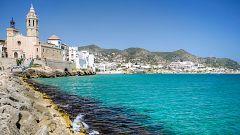 Temperaturas diurnas en descenso notable en el área mediterránea oriental