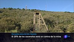 Encuesta mina de litio Cáceres