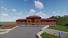 Impulso institucional al centro budista