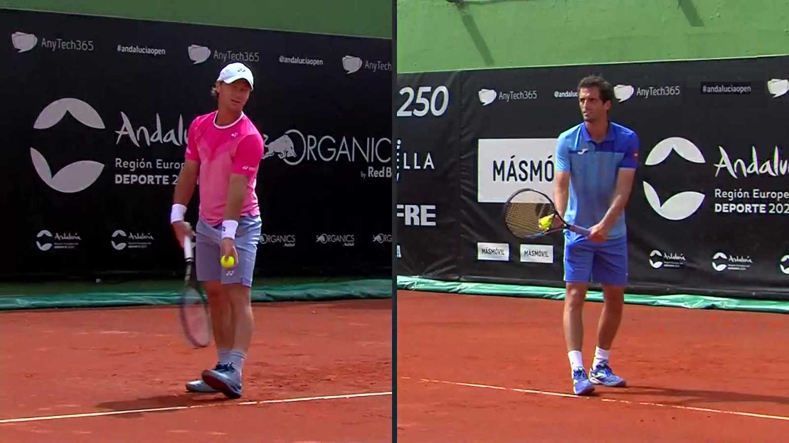 Tenis - ATP 250 Torneo Marbella: A. Ramos-Viñolas - R. Berankis - ver ahora