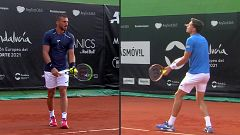 Tenis - ATP 250 Torneo Marbella: P. Carreño - M. Vilella