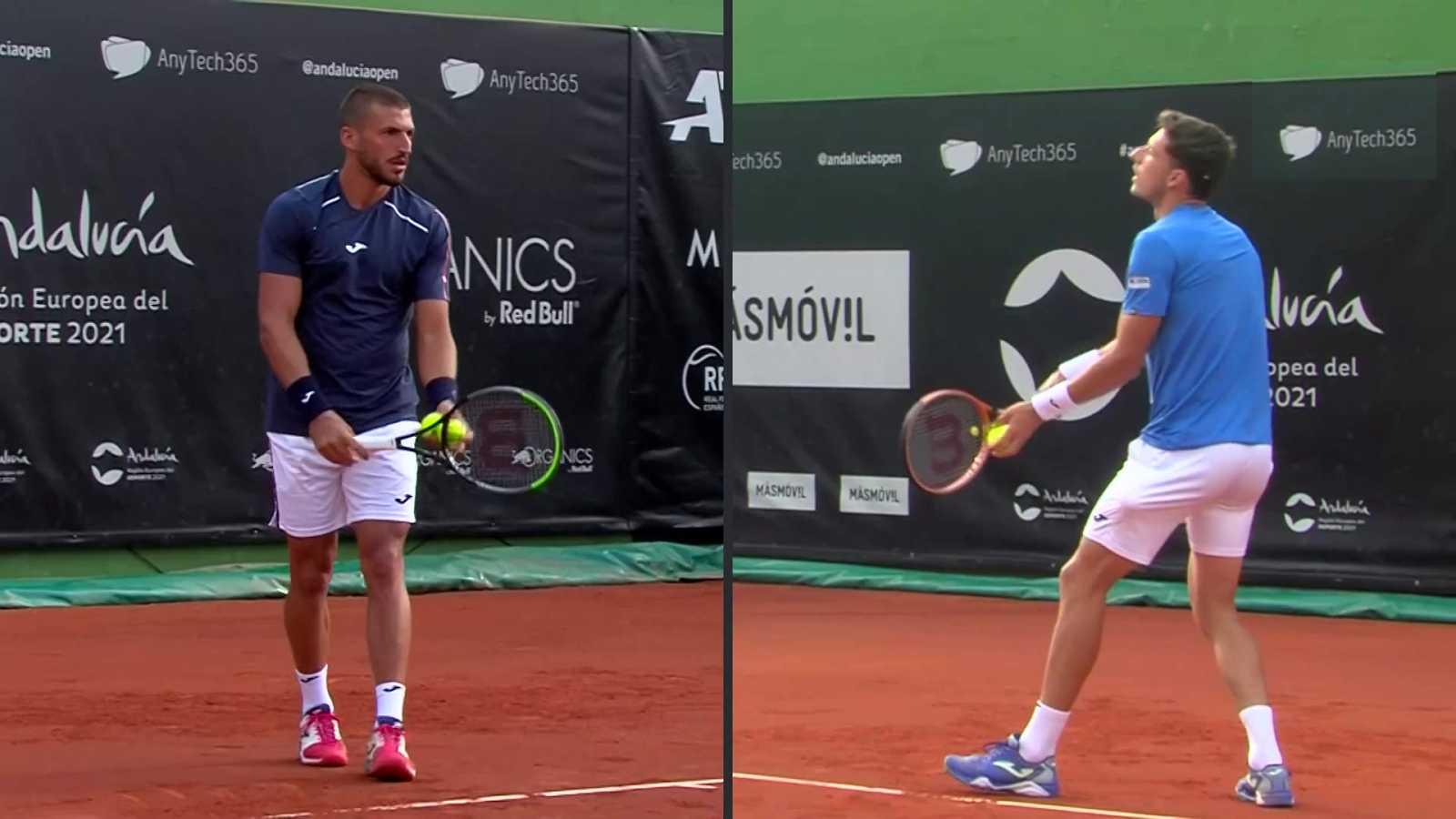 Tenis - ATP 250 Torneo Marbella: P.Carreño - M. Vilellar - ver ahora