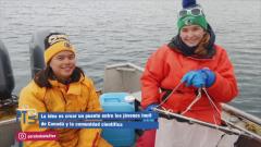 Para Todos La 2- Jóvenes inuits de Canadá y comunidad científica