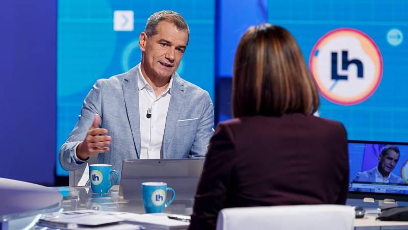 """Cantó cree que Cs se quedará fuera de la Asamblea de Madrid y llama al voto útil para """"la mejor gestora de España"""""""