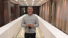 Abel Arana se cuela en el casting final de MasterChef 9
