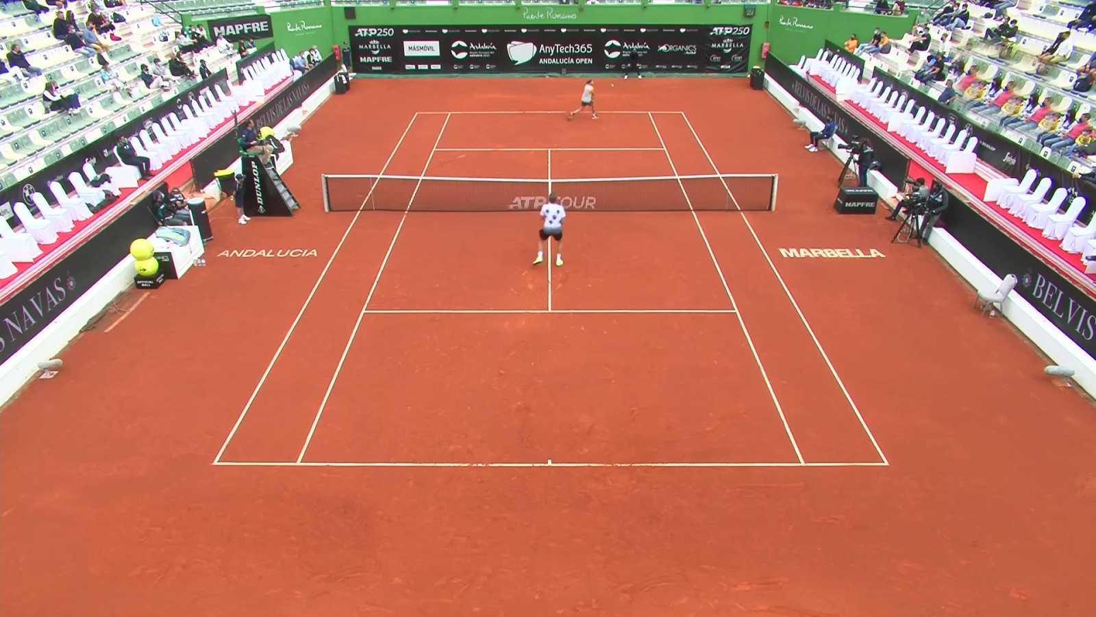 Tenis - ATP 250 Torneo Marbella: Fokina - Ivashka - ver ahora