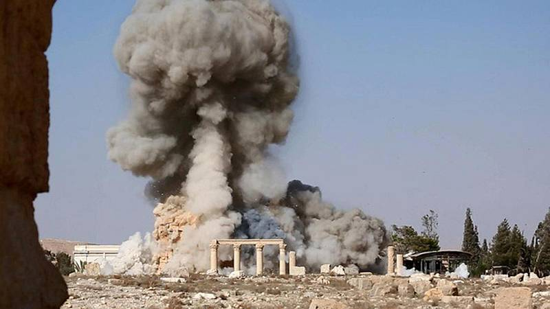 La noche temática - Siria, los últimos guardianes del patrimonio - ver ahora