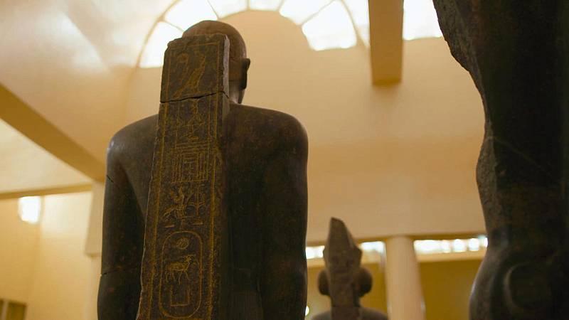 Otros documentales - El reino perdido de los faraones negros - ver ahora