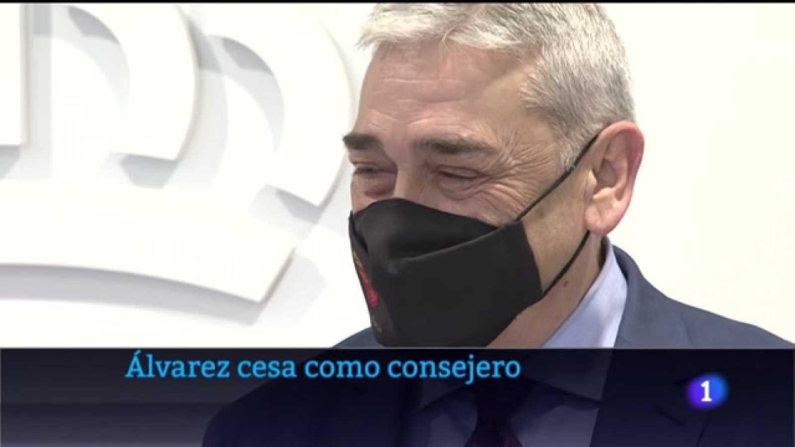 Resumen de Francisco Álvarez como consejero que pasa a ser portavoz en la Asamblea de Murcia