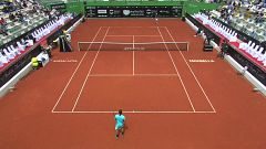 Tenis - ATP 250 Torneo Marbella: J. Munar - F. Fognini