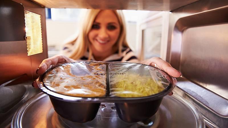 El consumo de platos precocinados se ha duplicado en el último año