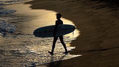 El surf español busca su plaza para Tokio