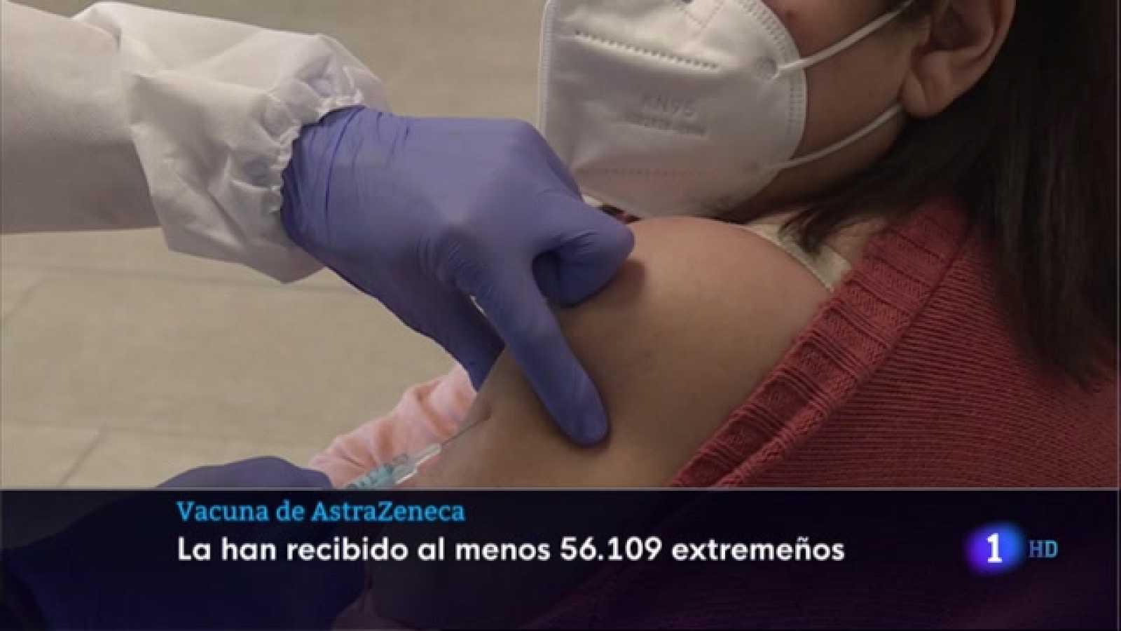 AstraZeneca en personas entre 60 y 65 años - 08/04/2021