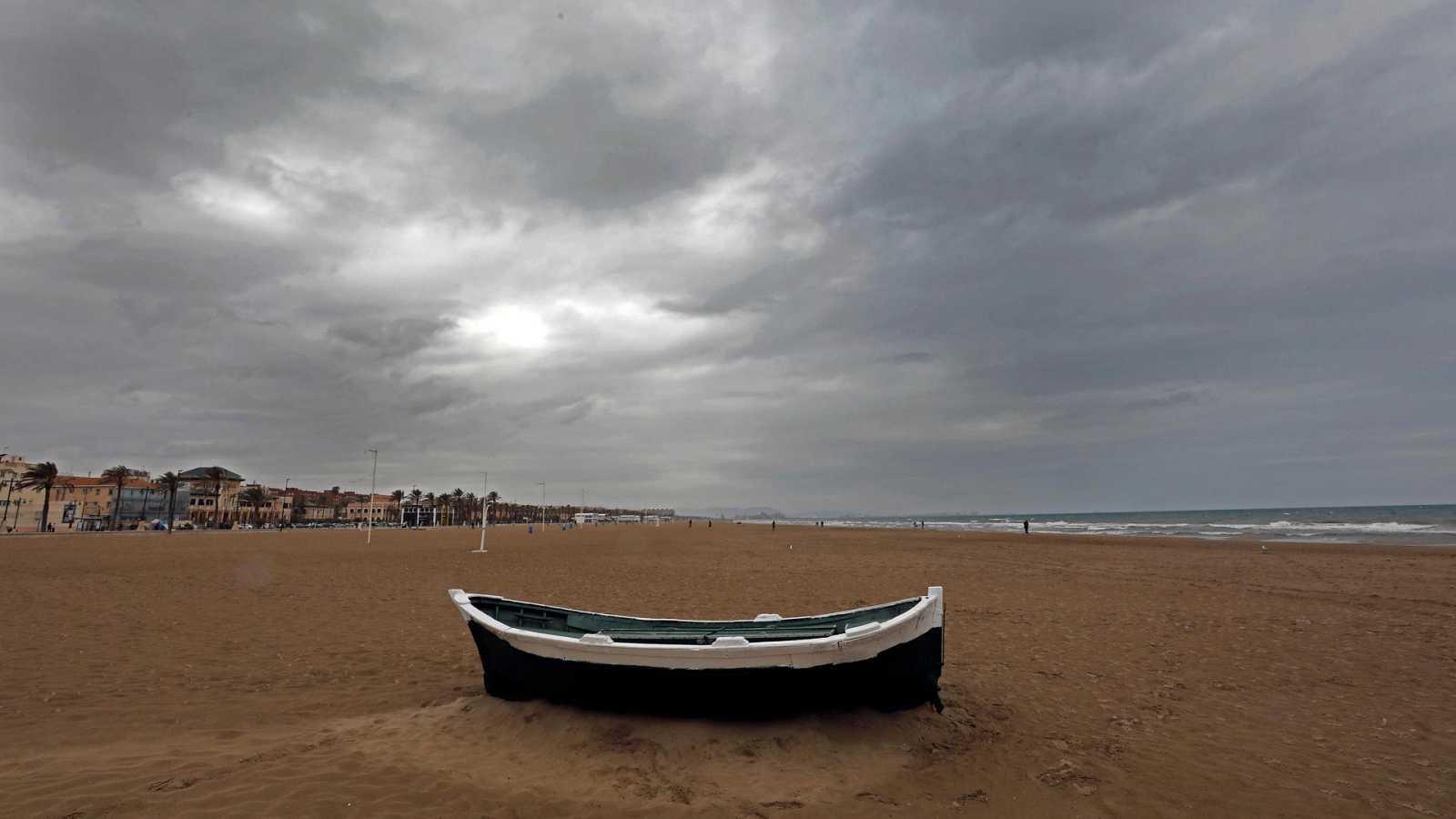 Temperaturas diurnas en aumento notable en el área cantábrica y alto Ebro - Ver ahora