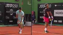 Tenis - ATP 250 Torneo Marbella: F. López - C. Alcaraz