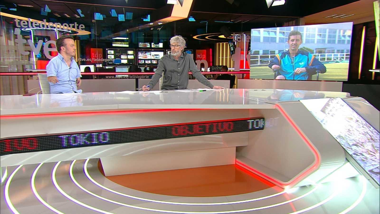 Objetivo Tokio - Programa 149 Paralímpicos: José Manuel Ruiz - ver ahora