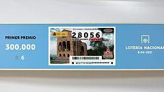 Sorteo de la Lotería Nacional del 08/04/2021