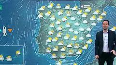 La Aemet prevé chubascos y tormentas fuertes en amplias zonas del país