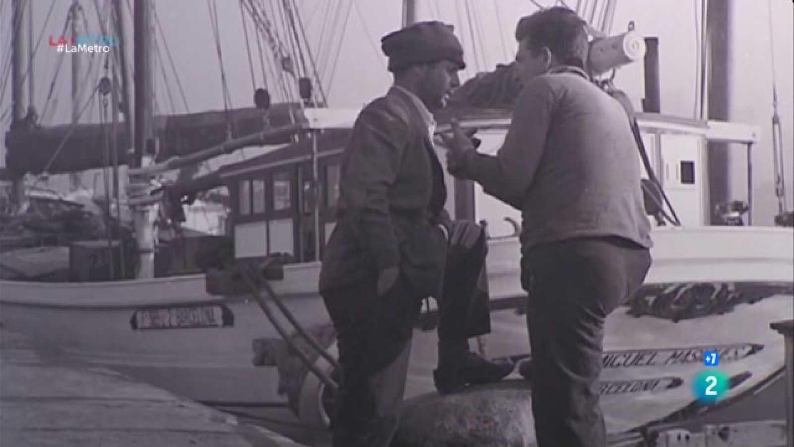 Exposició 'La Barcelona Marítima de Postguerra' de Joaquin Tusquets al Museu Marítim i entrevista a Sílvia Dahi, conservadora