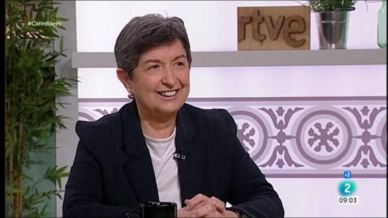 """Teresa Cunillera: """"No hi haurà un altre 1 d'Octubre"""""""